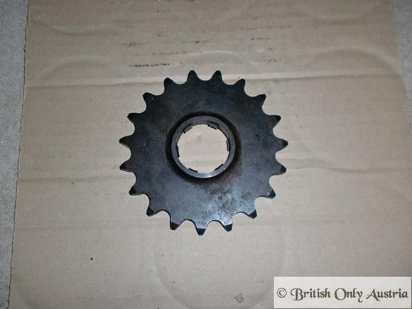 AJS/Matchless/Ariel/Burman/Panther Gearbox Sprocket 19T.