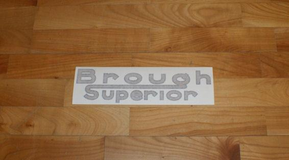 Brough Superior Transfer