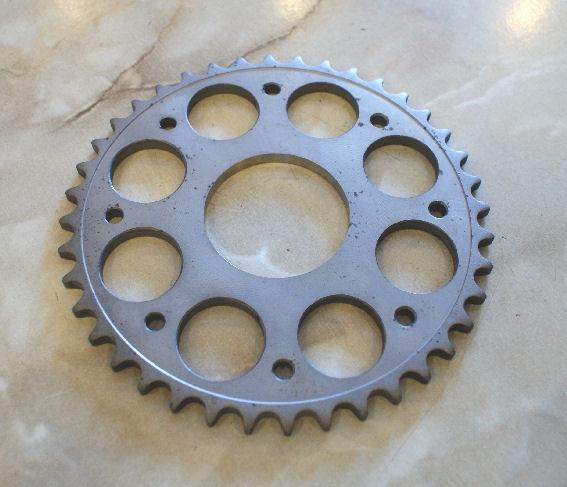 AJS/Matchless Chainwheel Sprocket 40T.