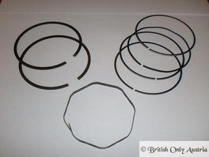 AJS Piston Ring Set 350 cc 1962-63 +010