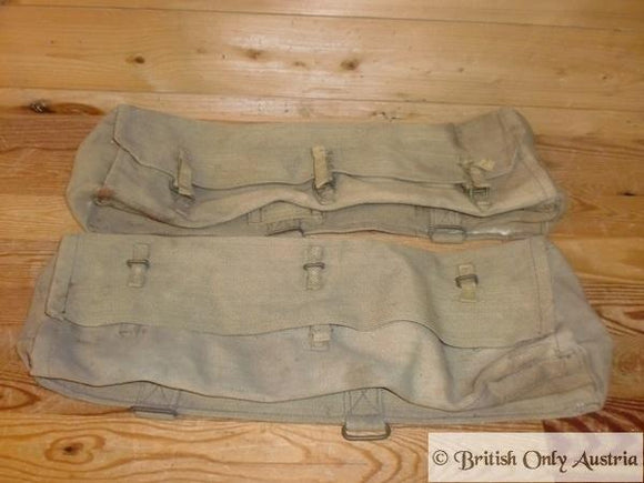 WD Bags used / Pair 1943