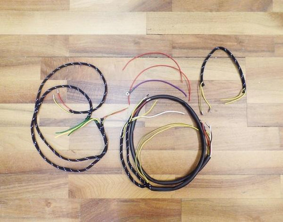 AJS/Matchless AMC Wiring Harness Singles 1945-57