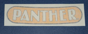 Panther Redwing Sticker late 20's
