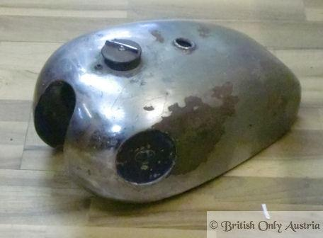 BSA Petrol Tank used
