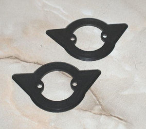 Matchless Badge Backing Rubber /Pair