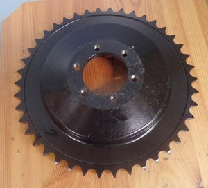 AJS/Matchless Rear Wheel Sprocket/Brake Drum 42T