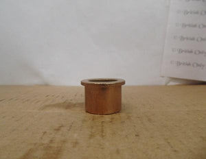 AJS/Matchless/AMC Swinging Arm Oilite Bushes, Bronze insert only