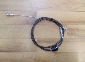 "Triumph Front Brake Cable +5"" with Switch"