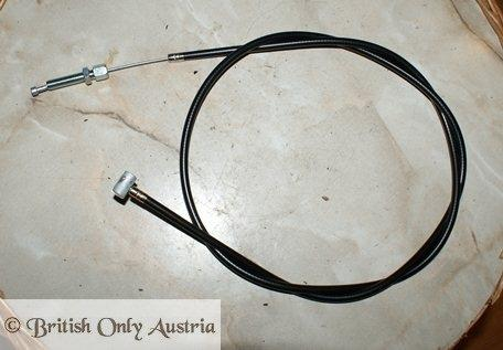 Triumph T120 Clutch Cable 1968-on