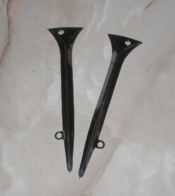 Nacelle Flash Styling Strip Long Triumph Various /Pair