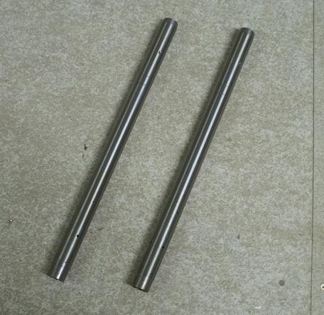 Fork Stanchions Triumph 3TA/5TA/Pair. Nacelle Type