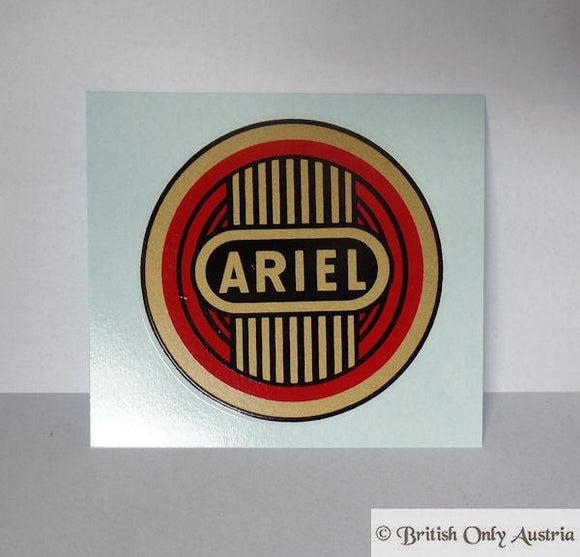 Ariel Tank Transfer HT Series 1956 on