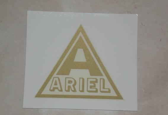 Ariel Transfer for Oil Tank Steering Head 1926/32