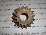 AJS/Matchless Crankshaft Sprocket with Dynamo Sprocket NOS