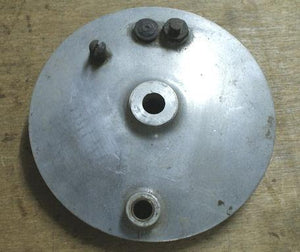 Norton Brake Plate used