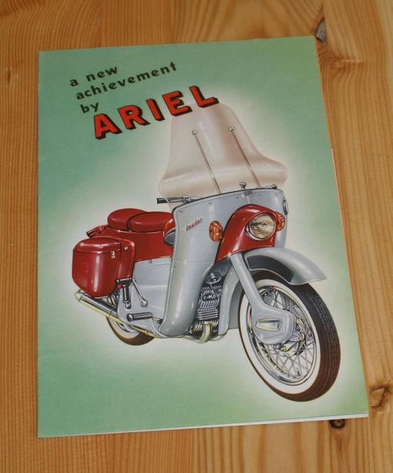 A new Achievement by Ariel Brochure