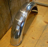 "Alloy Rear Mudguard 18/19"" D-Section."