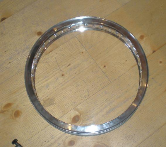 Rim Alloy WM 3 19