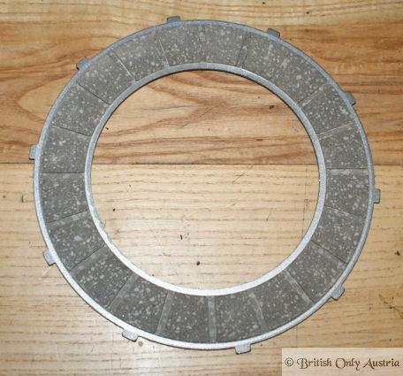 Ariel Panther Burman Clutch Plate large 1936-57