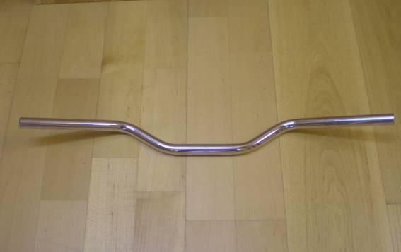 Handlebars Low Rise - Chromed 7/8