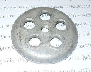 AJS/Matchless Burman Clutch Pressure Plate used