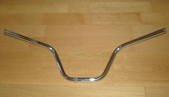 Handlebars  High Rise - Chromed 7/8