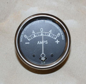 "Ammeter/Amperemeter. 6V 2"". replacement for Lucas."