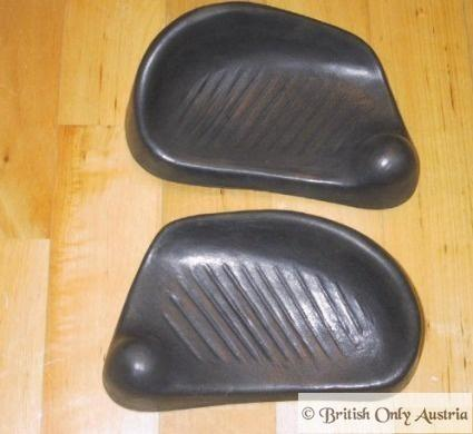 George Dance Kneegrip Rubbers /Pair