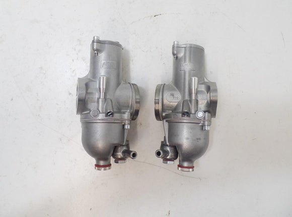 Amal. Triumph. T120 1969-70. Std Spec Carburettor Set. 930