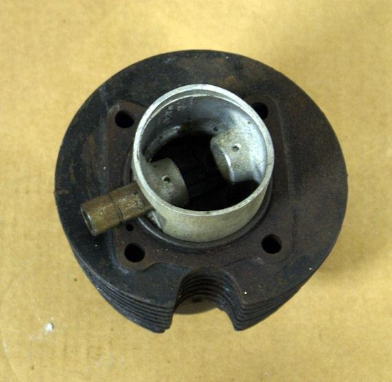 BSA Cylinder Barrel and Piston used