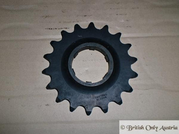 Burman Vincent Comet Panther Gearbox Sprocket 18T.