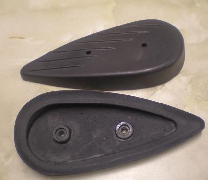 BSA Kneegrip Rubbers Empire Star /Pair