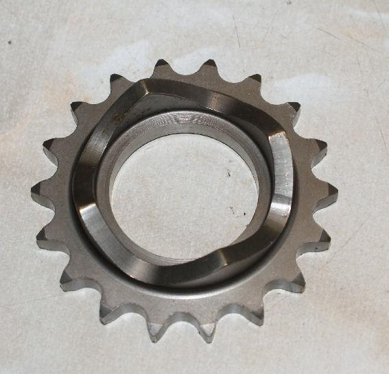 BSA Engine Sprocket/Chain Sprocket B31,B32,B33,B34,Gold Star.M20.M21.M33/ 18T. 4-Lobe