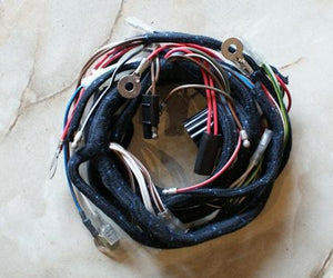 BSA C25 & B25 1967 Wiring/Main/Loom Harness