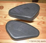 BSA Kneegrip Rubbers 4-hole /Pair
