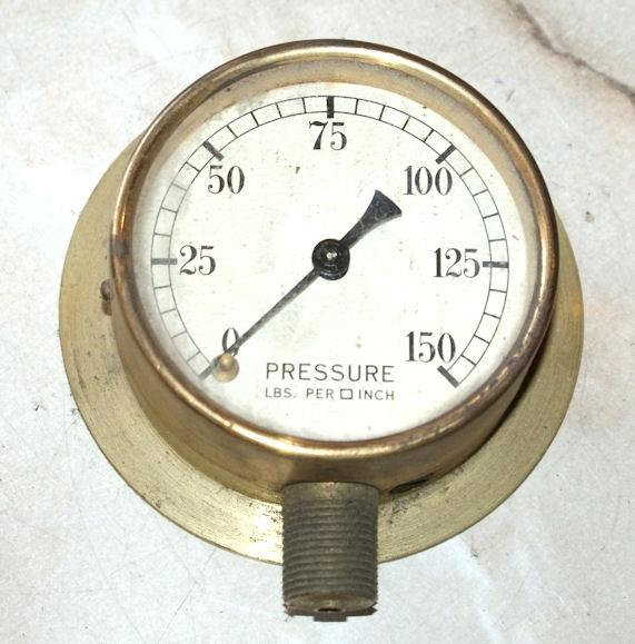 Pressure manometer used