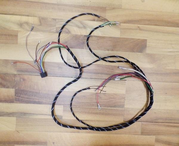 AJS/Matchless AMC Wiring Harness G9/11/12 Model 20/30/31 on