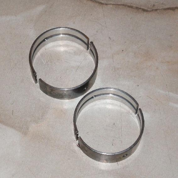 Triumph Trident Main Bearing Shells Set STD. 3 Cylinder