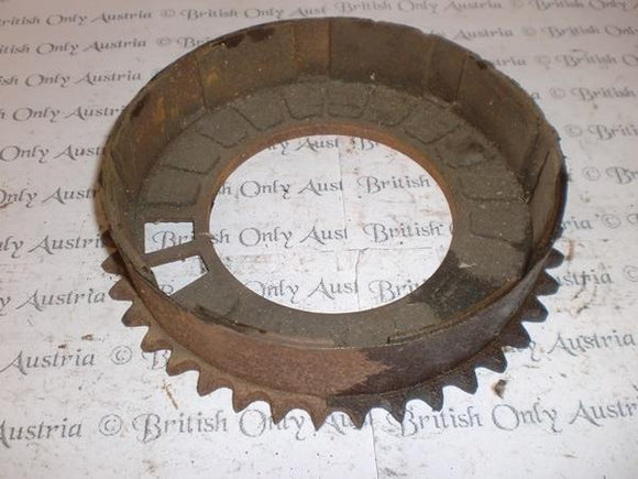 Clutch Basket 42T used. Norton.