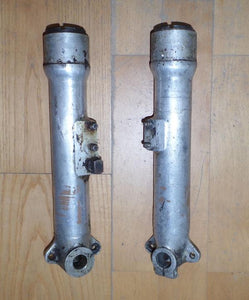 Norton Fork Legs Long Roadholder used /Pair