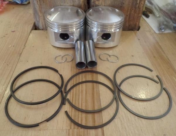 Triumph Piston 750cc T140/TR7V +60 /Pair