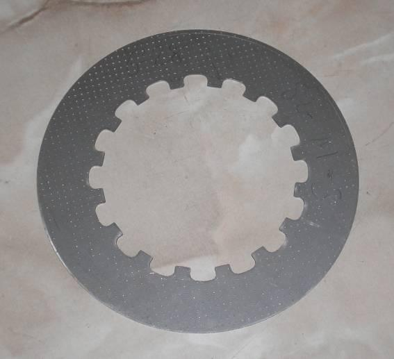 Brough Superior/Norton Clutch Plate Steel 16H, Mod. 18 narrow