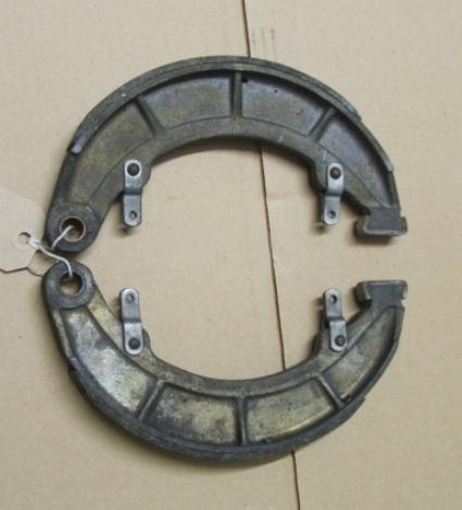 Brake Shoes/Pair Magnesium used