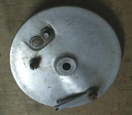 Brake Plate Norton used
