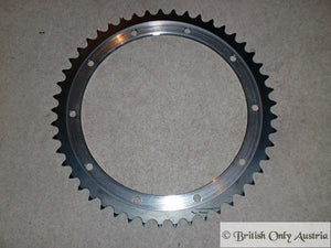 BSA B25, B44 1967-70 Rear Wheel Sprocket 49T.