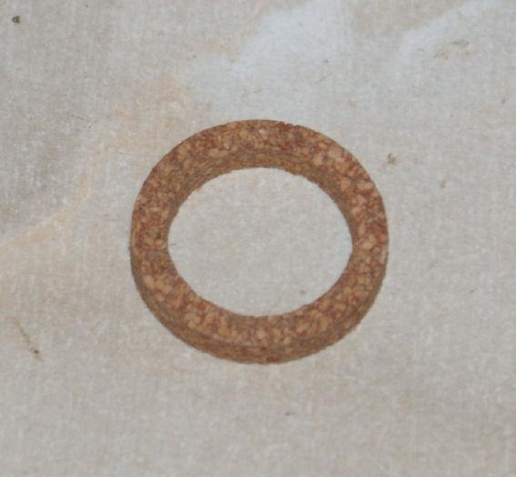 Brough Superior/Norton Cam Plate Cork Gasket/Washer