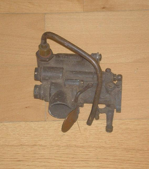 Zenith Carburetter used