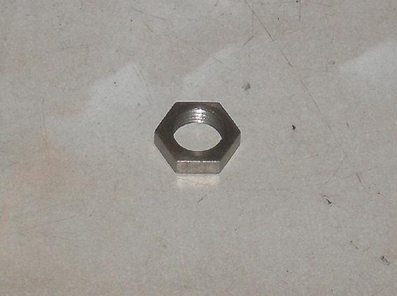 Vincent Adjuster Locknut Stainless 7/16