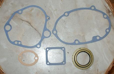 BSA B31/B32/B33/B34/Gold Star/A7/A10 Swinging Arm Gearbox Gasket Set 1954-61