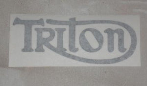 Triton Sticker for Tank Panel